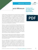 Proyecto Wikimecum