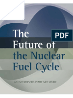 The Nuclear Fuel Cycle-All