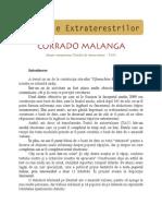 Numerele Extraterestrilor (RO) - Corrado Malanga