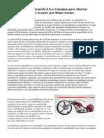 Algunos Hechos, Diversión y Consejos para Ahorrar Dinero Sobre Motos Scooter por Blake Parker