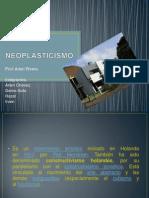 Exposicion Historia NEOPLASTICISMO