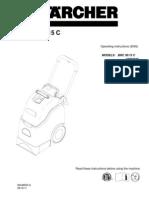 BRC 30-15 C Service Manual - Parts List