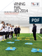 The FA National Course Planner 2014 Interactive
