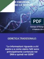 Epigenetica - Slide