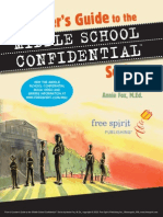 Middle School Confidential - Guide for Adults