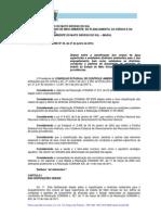 Deliberação CECA MS 36 2012