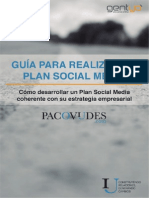 eBook Guia Plan Social Media
