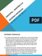 Cristopher Martínez 5-9