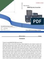 EM8 Inverter Manual 2013