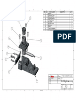 Drill Jig Assembly - Example for Class