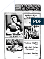The Stony Brook Press - Volume 6, Issue 5