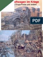 Waffen Arsenal - Band 107 - Krupp-Kraftwagen im Kriege