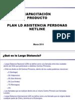Capacitación Producto LDI Asistencia Personas 201403