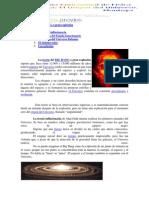 Teorías Cosmológicas