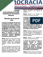 Barómetro Legislativo Diario del martes, 24 de junio de 2014.pdf
