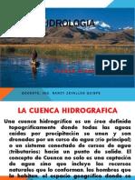 HIDROLOGIA La Cuenca Hidrografica