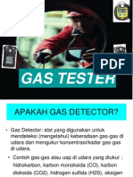 Gas Tester