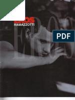 Eros Ramazzotti -Spartiti