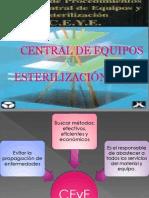 Central de Equipos y Esterilización(Ceye)