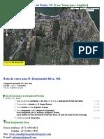 Mapa da Cidade da Penha