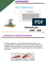 Tema3 - Tráfico Telefónico