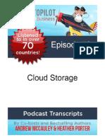 cloud devices, cloud storage, online marketing