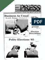 The Stony Brook Press - Volume 6, Issue 24