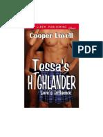 [Lovell Cooper] Tessa's Highlander