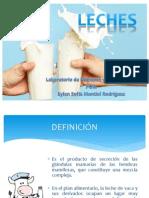 Monitoria- Leches
