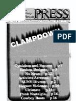 The Stony Brook Press - Volume 7, Issue 3