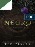 Ted Dekker - La Serie Del Circulo 1 - Negro