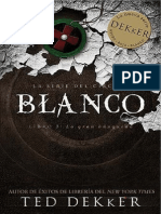 Ted Dekker - La Serie Del Circulo 3 - Blanco