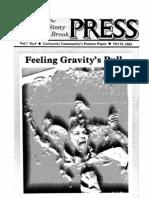 The Stony Brook Press - Volume 7, Issue 4