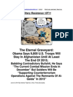 Military Resistance 12F11 the Eternal Graveyard