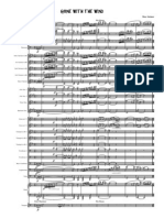 Gone With the Wind - Score and Parts