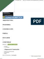 Cálculo de Estructuras de Acero_ Caso de Las Vigas