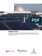 20130121153925!Renewable Energy Potential for Electricity Generation for National Consumption in Tunisia and Export to the EU (French Version)