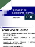 Formación de Instructores Internos I