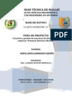 Proyecto Avance 1