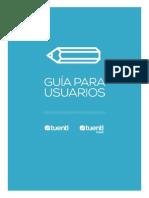 Guides Usuarios