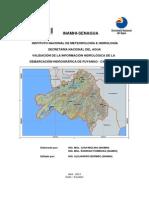 Informe Demarcacion Puyango Catamayo