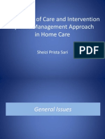 Case Management in Home Care