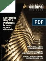 INC - Gaceta Cultural del Perú N° 28