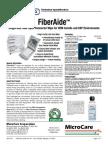MicroCare FA1 FiberAide Connector Wipe