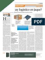 ¿El Uruguay logístico en jaque?
