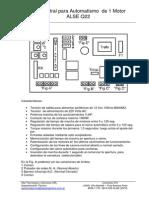Manual Central q22 Alse