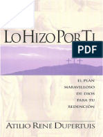 Atilio René Dupertuis - Lo Hizo Por Ti