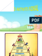 Piramid Aktiviti Fizikal