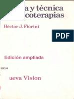 Cap. 4 y 10-Teoria y Tecnicas en Psicoterapia