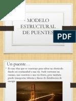 Modelo Estructural de Puentes - Aashto Crz